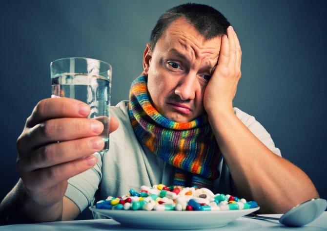 Антибиотик при гриппе у взрослых какой лучше